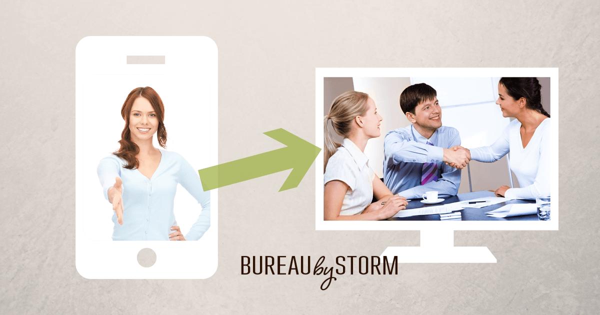 Websitets mobilversion er virksomhedens første håndtryk med potentielle kunder