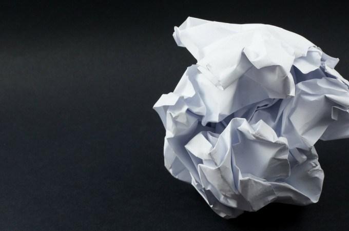 Sådan kommer du igennem din skriveblokade selvom du er et håbløst tilfælde
