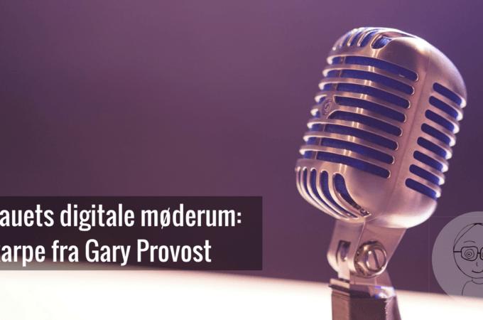 12 skarpe fra Gary Provost: Sådan undgår du, at dine læsere kommer til at hade dig [bureauets digitale møderum]