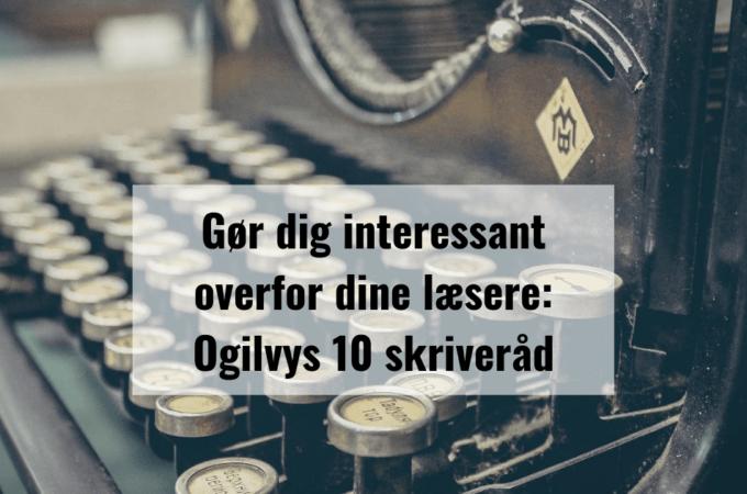 Ogilvy skriveraad tekstforfatter