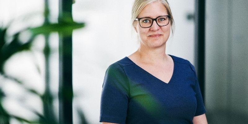 Din underviser på LinkedIn-workshoppen: Vibeke Storm-Frandsen
