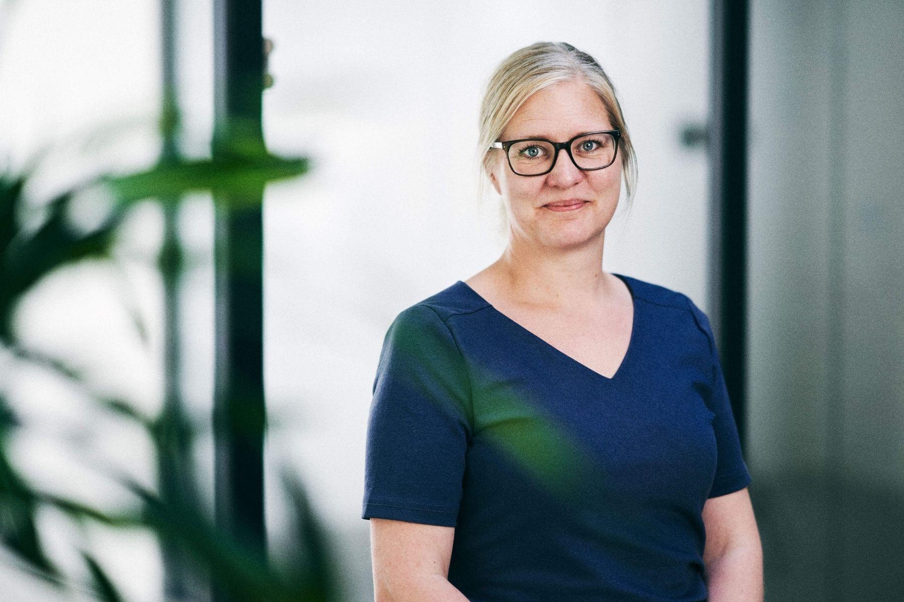 Tekstforfatter Vibeke Storm-Frandsen